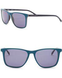 BOSS - 55mm Sunglasses - Lyst