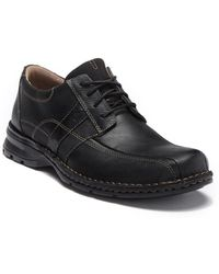 Clarks - Espace Leather Lace-up Derby - Wide Width Available - Lyst