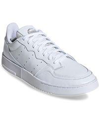 adidas Supercourt Sneaker - White