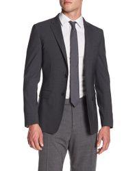 Theory - Wellar New Tailor Trim Fit Wool Blend Sport Coat - Lyst