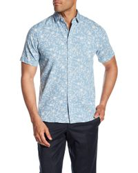 Descendant Of Thieves - Victory Chest Pocket Regular Fit Shirt - Lyst