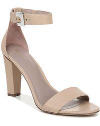 Diane von Furstenberg Chainlink Leather Sandal - Multicolor