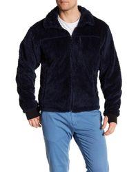 Hawke & Co. - Front Zip Fleece Jacket - Lyst