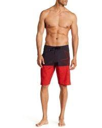 Volcom - Lido Block Hawaii Board Shorts - Lyst