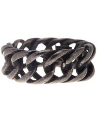 Steve Madden - Chain Link Ring - Lyst