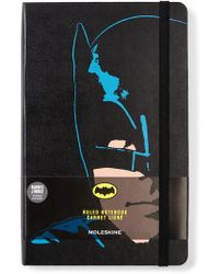 Moleskine - Limited Edition Batman Ruled Notebook - Lyst