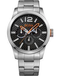 BOSS - Men's Paris Watch, 47mm - Lyst