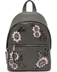 French Connection | Jace Backpack - Embroidery | Lyst