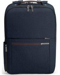 Briggs & Riley Kinzie Street Medium Backpack - Blue
