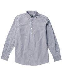 Rodd & Gunn Fitzroy Long Sleeve Button-down Shirt - Blue