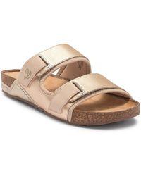 Easy Spirit - Peace Slide Sandal - Wide Width Available - Lyst
