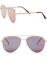 Vince Camuto - Satellite 55mm Aviator Sunglasses - Lyst