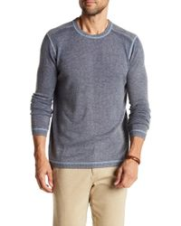 Autumn Cashmere - Crossover Cashmere Crew Neck Sweater - Lyst