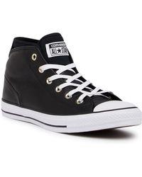 cd8d60aaeaab Converse - Chuck Taylor All Star Syde Street Mid Sneaker (unisex) - Lyst