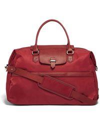 Lipault Plume Avenue Duffel Bag - Red