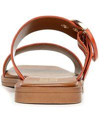 Franco Sarto Merris Leather Sandal - Brown