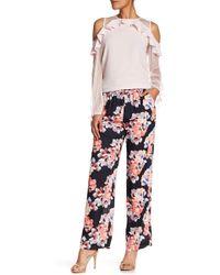 Cece by Cynthia Steffe - Garden Blooms Trousers - Lyst