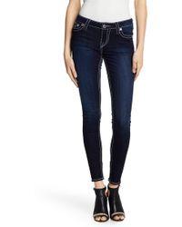 True Religion - Super Skinny Jeans - Lyst