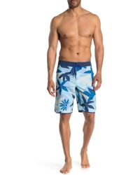RVCA Roka Swimming Trunks - Blue