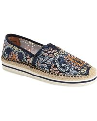 404e9ef3a1a 'fortaleza' Espadrille Slip-on (women) - Blue