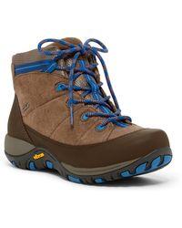 Dansko Paulette Hiking Boot - Blue