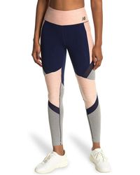 New Balance Transform High Waist Tights - Blue