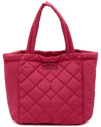 Marc By Marc Jacobs - Quilted Nylon Tote - Lyst