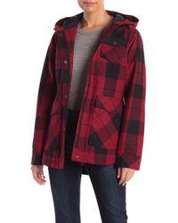 Pendleton - Alta Plaid Wool Blend Coat - Lyst