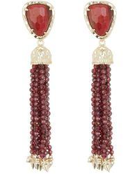 Kendra Scott Blossom Earrings - Multicolour