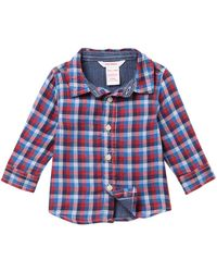 252fba0ef9538 Lyst - Burberry Baby Shirts For Boys On Sale In Outlet in White for Men