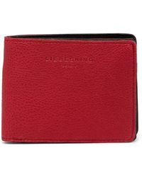Liebeskind Berlin - Bifold Leather Wallet - Lyst
