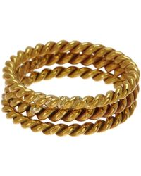Soko - Twisted Bull Rings - Size 6 - Lyst
