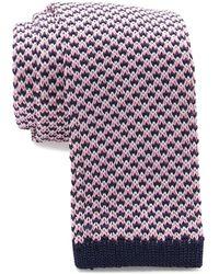 Thomas Pink - Gormley Knit Silk Tie - Lyst
