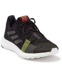 adidas Senseboost Go Running Shoe - Black