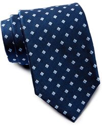 Vince Camuto - Vacallo Print Silk Tie - Lyst