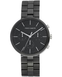 Vince Camuto - Men's Analog Quartz Bracelet Watch, 43mm - Lyst