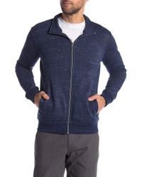 Report Collection - Mock Neck Knit Jacket - Lyst