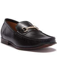Steve Madden - Gere Leather Bit Loafer - Lyst