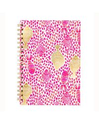 Lilly Pulitzer - Hard Cover Heart And Sole Notebook - Lyst