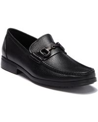 Kenneth Cole - Slip-on Leather Loafer - Lyst