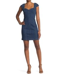 Volcom I M Not Sweet Dress - Blue