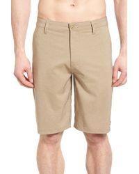 Rip Curl - Mirage Phase Boardwalk Hybrid Shorts - Lyst