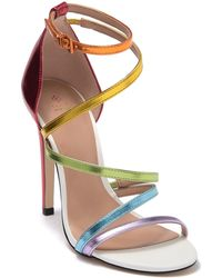 Call It Spring Nagi Strappy Heeled Sandal - Multicolor