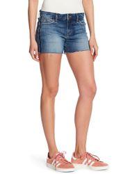 Joe's Jeans - The Ozzie Frayed Shorts - Lyst