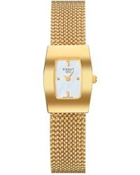 Tissot | Women's Bellflower Watch, 25mm | Lyst