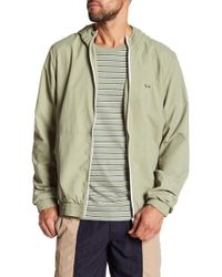 Barney Cools - B.quick Track Jacket W/ Hoodie - Lyst