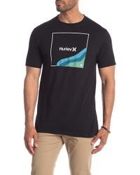def34ced9 Volcom 'club Destroy' Resin Swirl Graphic T-shirt in Blue for Men - Lyst