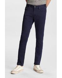 John Varvatos Wight Fit Skinny Jeans - Blue