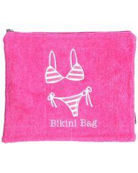 MIAMICA - Bikini Bag - Fuchsia - Lyst