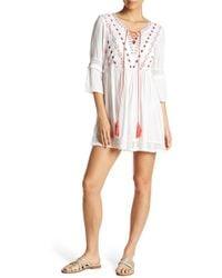 Guadalupe Design - Gracie Tassel Dress - Lyst